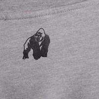 Lodi T-shirt - Light Gray - Detail