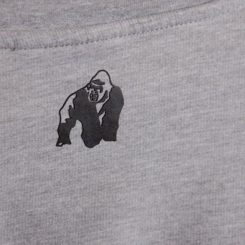 Lodi T-shirt - Lichtgrijs-3
