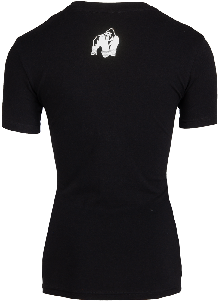 3ea45ce9303 Luka T-shirt - Zwart/Zilver - L