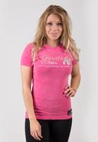 Camden T-shirt - Roze