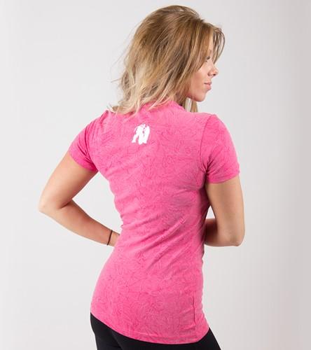 Camden T-shirt - Roze-3
