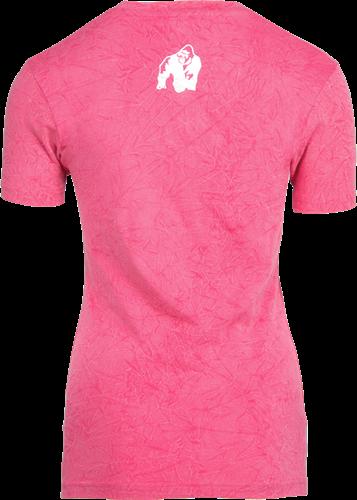 Camden T-shirt - Roze-2