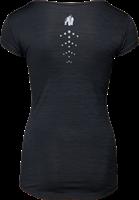 Cheyenne T-shirt - Zwart-2