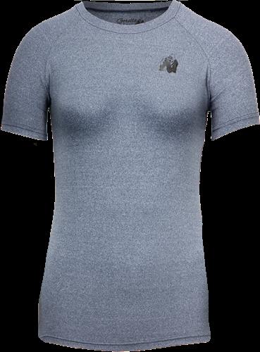 Aspen T-shirt - Lichtblauw
