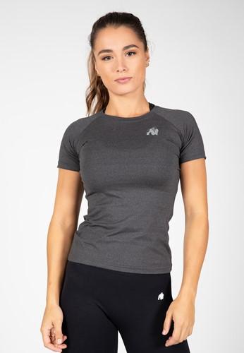 Aspen T-shirt - Donkergrijs
