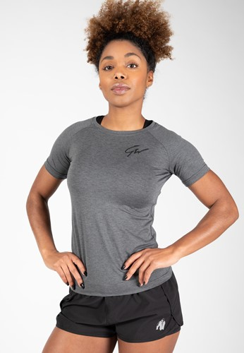 Holly T-shirt - Gray