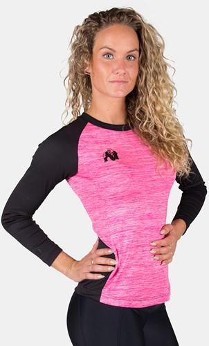 Mineola Long Sleeve - Pink