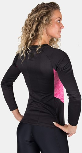 Mineola Long Sleeve - Pink-2