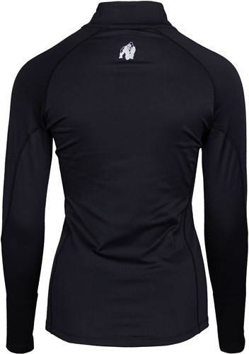Melissa Long Sleeve - Black-2