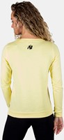 Riviera Sweatshirt - Light Yellow-2