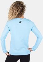 Riviera Sweatshirt - Light Blue-2