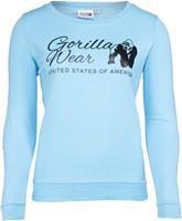 Riviera Sweatshirt - Lichtblauw