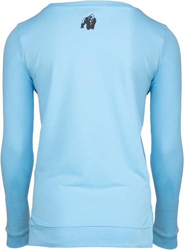 Riviera Sweatshirt - Lichtblauw-2