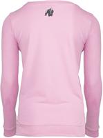 Riviera Sweatshirt - Lichtroze-2