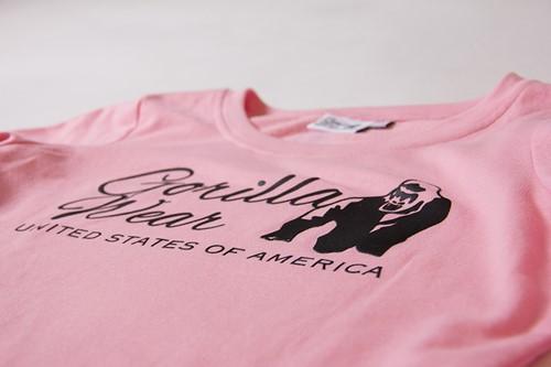 Riviera Sweatshirt - Light Pink-3