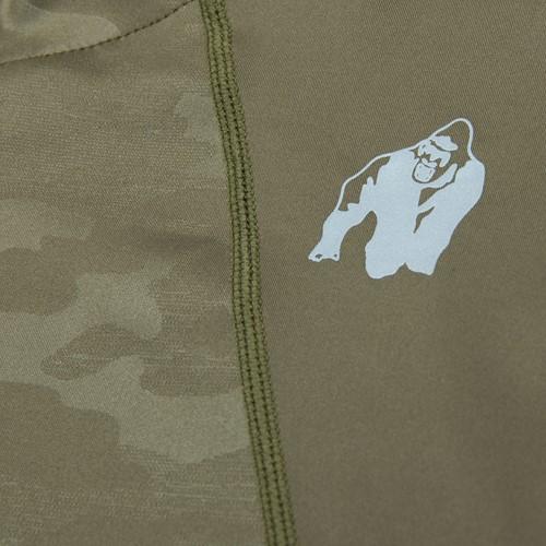 Savannah Jacket - Legergroen Camo-3