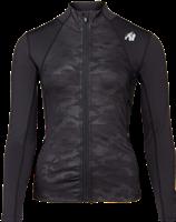Savannah Jacket - Zwart Camo