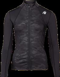 Savannah Jacket - Black Camo