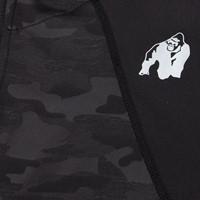 Savannah Jacket - Zwart Camo-3