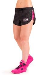 Women's New Mexico Cardio Shorts Black/Pink