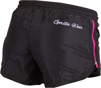 Women's New Mexico Cardio Shorts - Zwart/Roze -2