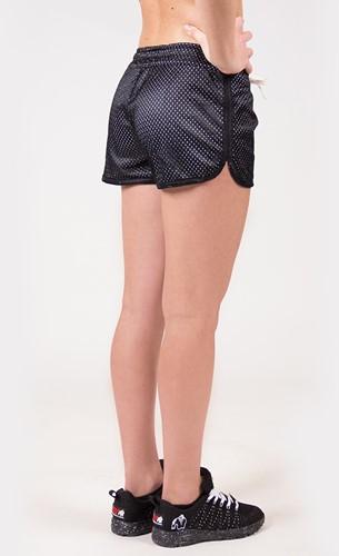 Madison Omkeerbare Shorts - Zwart/Wit-3