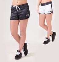 Madison Omkeerbare Shorts - Zwart/Wit