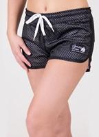 Madison Omkeerbare Shorts - Zwart/Wit-2