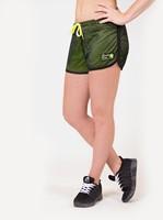 Madison Reversible Shorts - Zwart/Neon lime -2