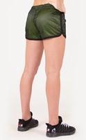 Madison Reversible Shorts - Zwart/Neon lime -3