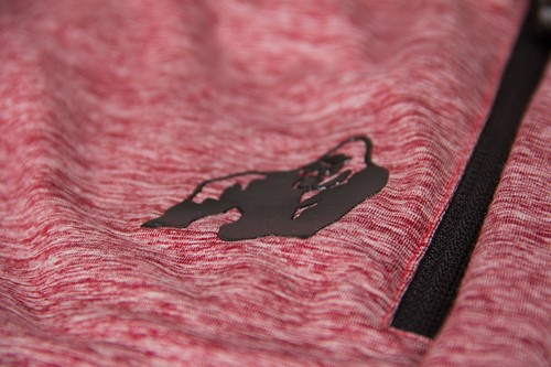 Shawnee Joggers - Mixed Red - Detail