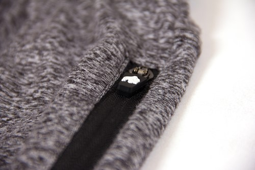 Shawnee Joggers - Mixed Gray - Detail