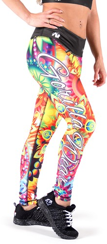 Venice Tights - Multicolor Mix