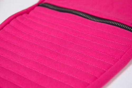 Tampa Biker Joggers - Pink - Detail