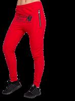 Celina Drop Crotch Joggingsbroek - Rood