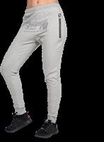 Celina Drop Crotch Joggers - Grijs