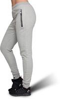 Celina Drop Crotch Joggers - Grijs-3