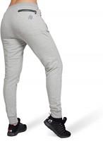 Celina Drop Crotch Joggingsbroek - Grijs-2