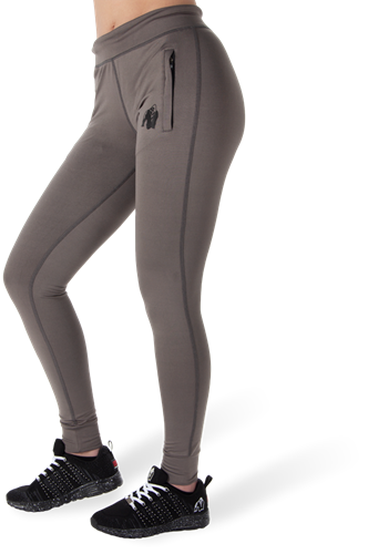 Cleveland Track Pants - Gray