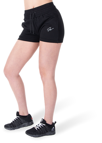 Pixley Sweatshorts - Black
