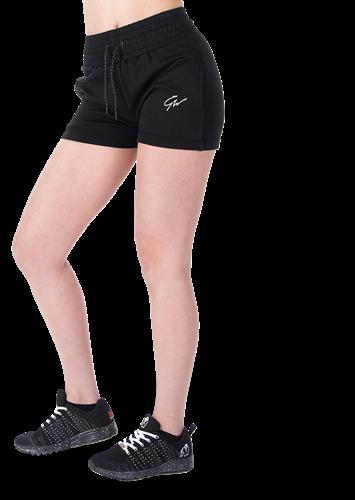 Pixley Sweatshorts - Zwart