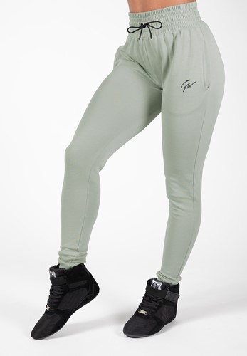 Pixley Sweatpants - Light Green