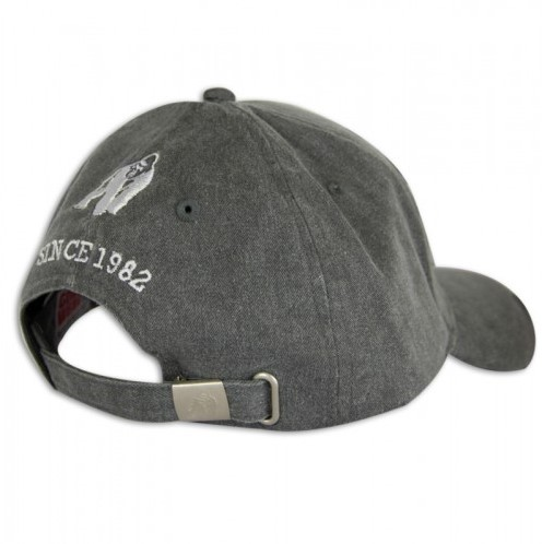 GW Washed Cap Gray-2