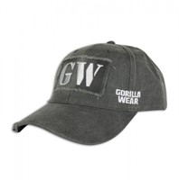 GW Washed Cap Gray
