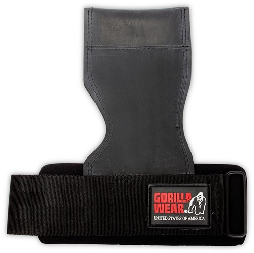 Lifting Grips - Black
