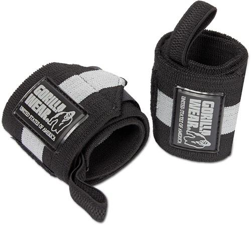 Wrist Wraps Ultra  Black/Gray