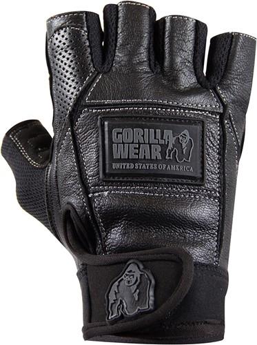 Hardcore handschoenen zwart