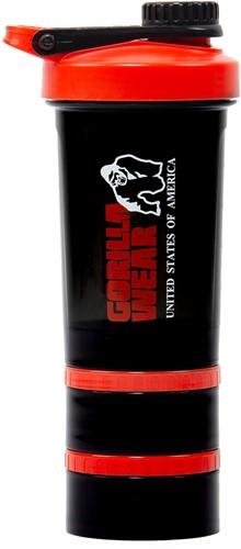 Shaker 2 GO - Zwart/Rood