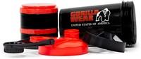 Shaker 2 GO - Zwart/Rood-2