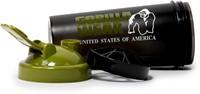 Shaker XXL - Black/Army Green-3